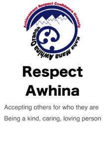 Respect Awhina